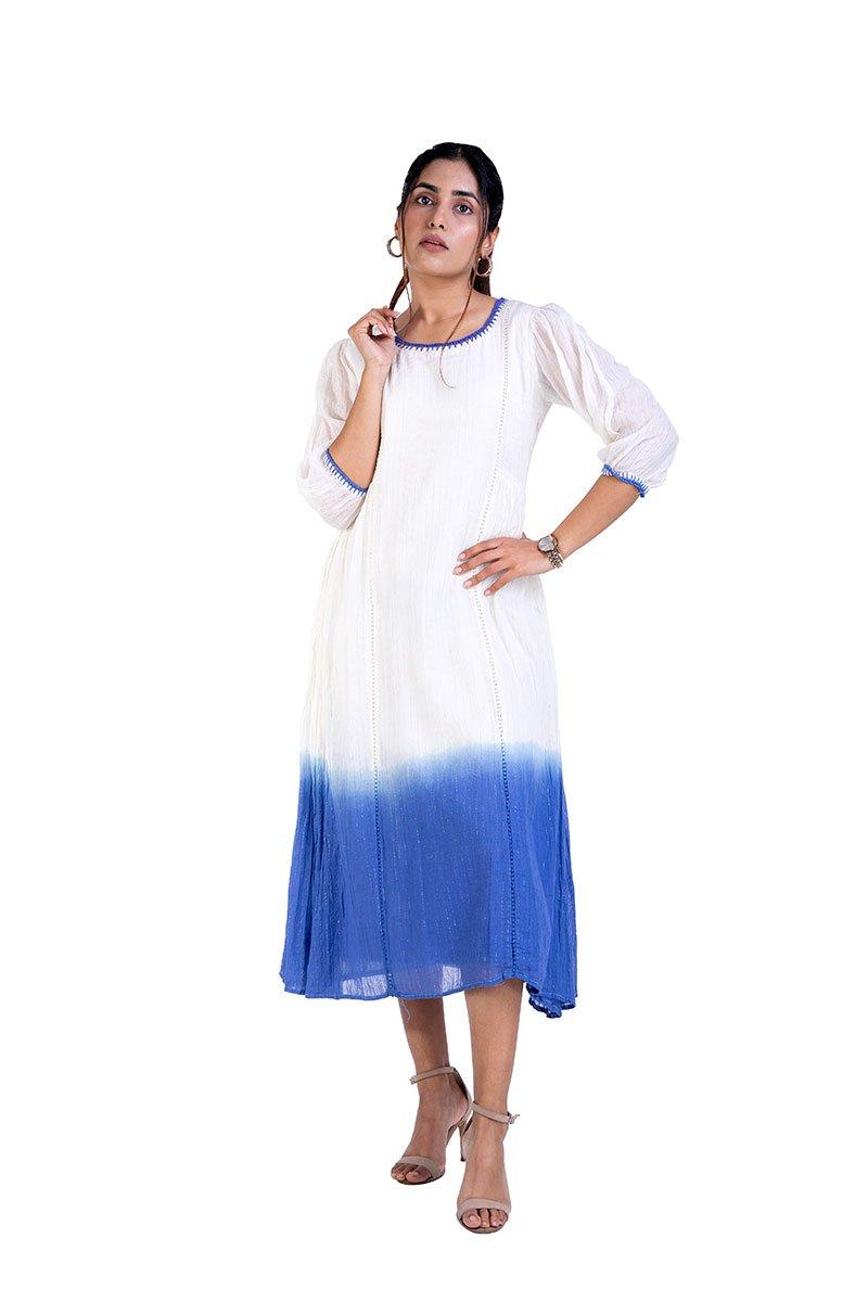 Blue-Ombre-Summer-Cotton-Dress-_1