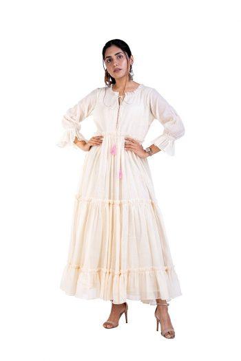 Off-White-Three-Layered-Maxi-Cotton-Dress_1