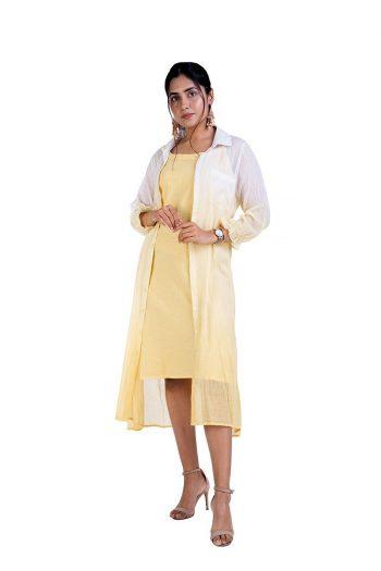 Pastle-Green-Shirt-Shrug-And-Spaghetti-Cotton-Dress_5