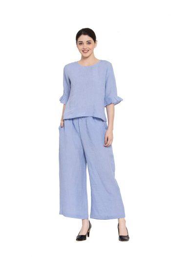 Blue Cotton Linen_2