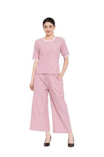 Pink Color Linen__2